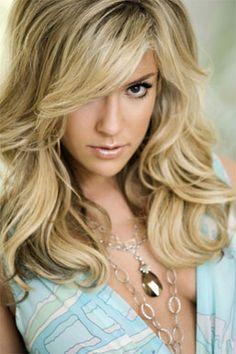 Kristin Cavallari - awesome hair