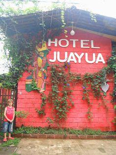 Juayua, Ruta de las Flores, El Salvador and Juayua Hotel - Exploramum & Explorason