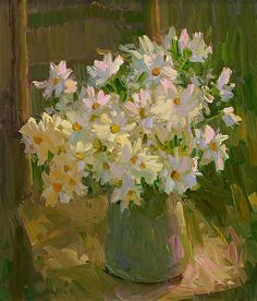 Daisies by Gregory Packard