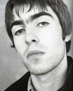 """itstoolate-imtooearly: """"boy had the best unibrow in the game. El Rock And Roll, Rock N, Rock Chic, Liam Gallagher Noel Gallagher, Liam Oasis, Oasis Band, Liam And Noel, My Big Love, Britpop"""