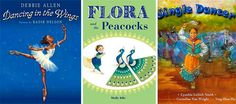 Dancing Her Heart Out: 15 Picture Books About Mighty Girls Who Love to Dance // A Mighty Girl