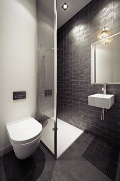Micro bathroom