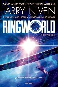 Review: Ringworld: The Graphic Novel, Part One. Based on the novel by Larry Niven – adapted by Robert Mandell; illustrated by Sean Lam.  Niven's classic award-winning 1970 science fiction story turned into a graphic novel.