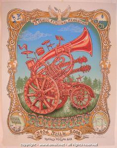 Rothbury Festval 2008