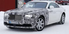 2018 Rolls-Royce Wraith Is Going To Be Facelifted - https://carsintrend.com/2018-rolls-royce-wraith/