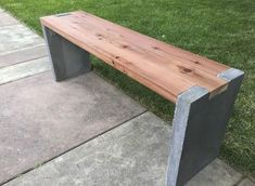 Full size of modern garden bench seat set outdoor concrete furniture patio table picture of kitchen Concrete Edging, Diy Concrete Planters, Concrete Bench, Concrete Furniture, Concrete Projects, Concrete Garden, Outdoor Projects, Garden Projects, Garden Furniture