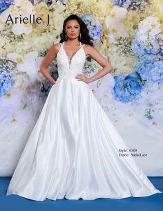Coming soon to Spotlight! #SpotlightBridal Formal Dresses For Weddings, Prom Dresses, Wedding Dresses, Wear Store, Wedding Bridesmaids, Formal Wear, Spotlight, Bridal Gowns, Satin