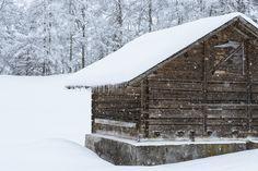 Nussbüel, Braunwald im Kanton Glarus Schweiz