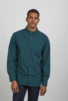 Braintree Brookwood Shirt Teal