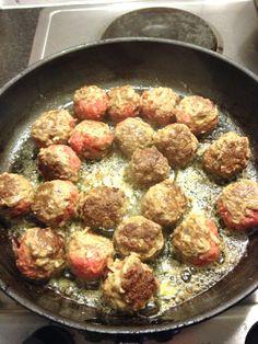 paleo spicy meatballs
