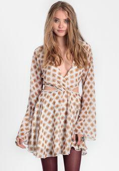 Sahara Cutout Dress by For Love & Lemons