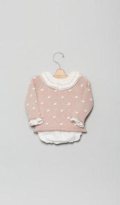 Ropa para Bebés Recién Nacidos | Tienda Online  Nicoli L1701015-pp Bebe