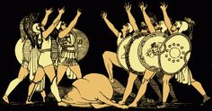 Ancient Greece Reloaded - Seven against Thebes Samuel Beckett, August Strindberg, Greek Pantheon, Brothers Conflict, Greek Tragedy, Old King, Trojan War, Athena Goddess, Legends And Myths