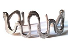 snake cuff size M by kiorodesign You will love our #3dprinted heart on www.love.by.me