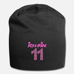 2009 Lustig Geburtstag Geschenkidee Das ist eine lustige T-Shirt zum Geburtstag. Donut pink 11 Jahre mädchen T-Shirt Design T Shirt Designs, Beanie, Bunt, Fashion, Funny T Shirts, Heather Grey, Gifts, Kids, Moda