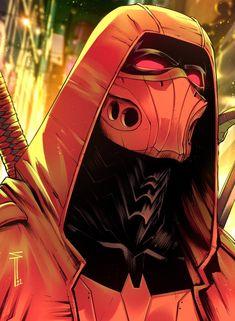 Red Hood Dc, Batman Red Hood, Comic Book Characters, Comic Character, Character Design, Fictional Characters, Rogue Comics, Batman Fan Art, Batman Universe