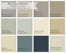 Výsledek obrázku pro sherwin williams exterior color palette