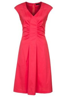 CIAMIRA - Freizeitkleid - erdbeer Red Summer Dresses, Dresses For Work, Formal Dresses, Party Dress, Dress Red, Fashion, Chic, Red Sundress, Party Wear Dresses