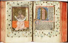 The Art of the Book - Initials and Diminuendo
