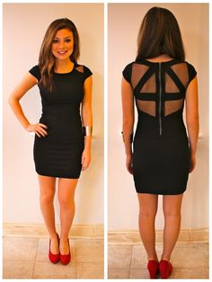 Once I lose my gut I will rock a dress like this! #motivation