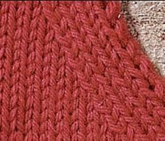 Lean to the right, lean to the left (We're talking decreases!) - Learning how to decrease in knitting is easier than you think with these two decrease knitting methods: knit 2 together and slip, slip, knit (SSK). Knitting Daily, Knitting Basics, Knitting Help, Knitting Stiches, Loom Knitting, Knitting Needles, Crochet Stitches, Hand Knitting, Vintage Knitting