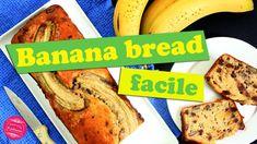 Recette du BANANA BREAD hyper moelleux ! ~ cake à la banane facile #video #bananabread #patisserie