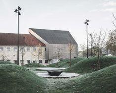 Mariehøj Cultural Centre / Sophus Søbye Arkitekter  + We Architecture