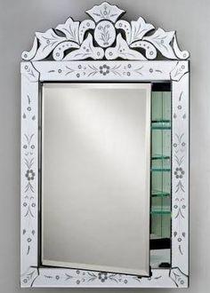 Small Bathroom Medicine Cabinets oliver small mirror with medicine cabinet | home bath | pinterest
