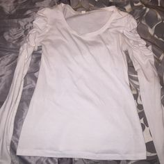 Selling this White Shirt in my Poshmark closet! My username is: kiy91. #shopmycloset #poshmark #fashion #shopping #style #forsale #Urban Outfitters #Tops