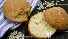 Butter-Brötchen Low Carb