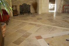 Beautiful Natural Stone Slab Flooring - Available at Express Flooring Deer Valley North Phoenix Arizona