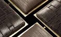 Penthouse collection  - Decorative Weaves  Metallic Prints - Zinc Textile : Modern Fabrics, Unique Contemporary Designer Fabrics - Zinc Textile