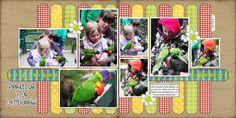 Fun, bright colors! ~ Shanna's Sanctuary