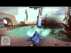 Gear Up Gameplay 6 - Gear Up is a Free to play arcade, Action Shooter MMO Game where you control an unique Tank