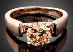 Coolest ring EVER!  So elegant.