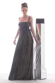 5bece96f3263 Marsil Alta Moda   Sposa · Marsil Haute Couture Collection ·  Dress L eleganza in grigio