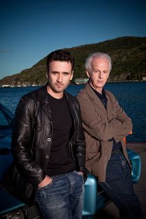 Father & Son Private Eye Team: Malachy (Sean McGinley) & Jake (Allan Hawco) Doyle | Republic of Doyle