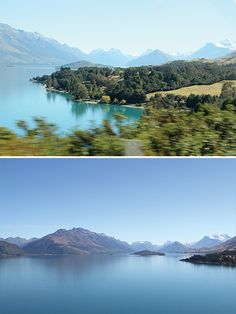 Near Mt, Crighton Sheep Station on road to Glenorchy,  Queenstown New Zealand