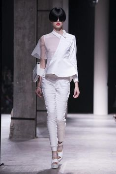 Undercover Ready To Wear Spring Summer 2014 Paris - NOWFASHION