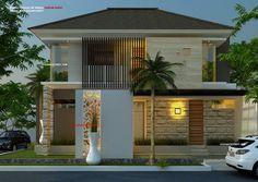 Luxury Minimalist Home Design 1 & Model Rumah Hook 2 Lantai 15 X 13 M2 berdiri diatas lahan sudut ...