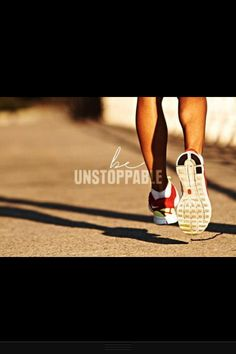 Be Unstoppable.