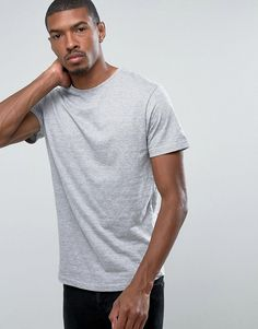 Get this D-struct's knit t-shirt now! Click for more details. Worldwide shipping. D-Struct Jaquard T-Shirt - Grey: T-shirt by D-Struct, Cotton jersey, Crew neck, Short sleeves, Jacquard stripes, Plain design, Regular fit - true to size, Machine wash, 100% Cotton, Our model wears a size Medium and is 188cm/6'2 tall. (camiseta de punto, knitted, cotton, knits, shawl, knits, knitwear, knit, camiseta de punto, strick-t-shirt, playera tejida, t-shirt au tricot, maglietta lavorata)