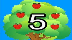 Way Up High in an Apple Tree, Nursery Rhyme Childrens Song by The Learning Station