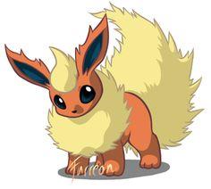 Day 4: favorite eeveelution One of my favorite fire type pokemon!❤