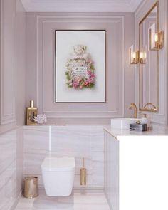 Interior Design Color Schemes, Salon Interior Design, Beauty Salon Interior, Bathroom Interior Design, Interior Ideas, Salon Design, Interior Modern, Interior Architecture, Toilet And Bathroom Design