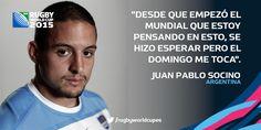 .@MamutSocino cumplirá el sueño de toda la vida el domingo ante #NAM.  Un Puma mundialista para @RC_LosMatreros