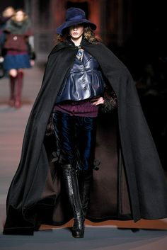 Dior blue leather jacket metallic. Visit www.lifeandstyleonadime.com for Fall trends. Image stilletto bootlover_83