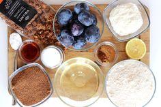 A tökéletes őszi édesség: szilvás crumble - Viblance Egészséges Reggeli Granola, Muesli