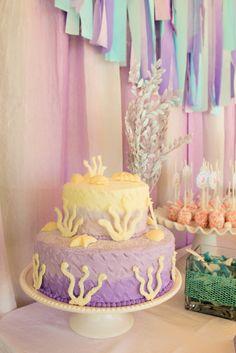 "Photo 1 of 38: Mermaid / Birthday ""Whimsical Mermaid Soiree"" | Catch My Party"