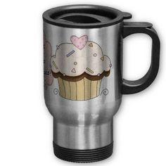 Eat A Cupcake Coffee Mug